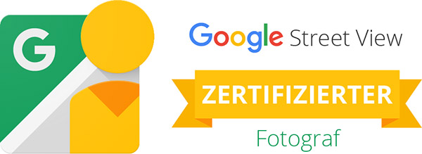 Google Street View|Trusted Zertifikat